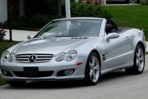 2008 Mercedes-Benz SL-Class SL600 SPORT ROADSTER