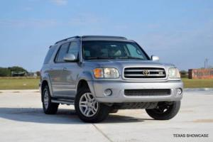 2003 Toyota Sequoia Limited 4dr SUV SUV 4-Door Automatic 4-Speed