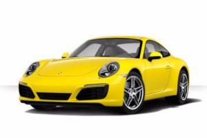 2015 Porsche 911 2dr Cabriolet Carrera