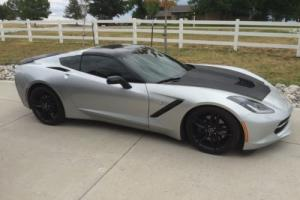 2014 Chevrolet Corvette Stingray Z51 3LT w/ Pro Charger