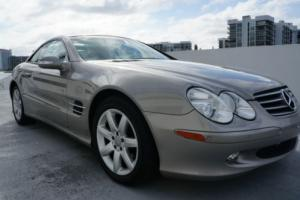 2003 Mercedes-Benz SL-Class Photo