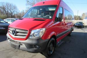 2016 Mercedes-Benz Sprinter 2500 Bluetec