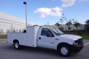 2003 Ford F-350 Service Utility Body FL Truck