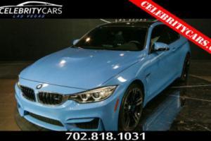2015 BMW M4 6spd Manual