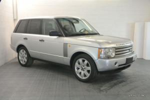 2004 Land Rover Range Rover 4dr Wagon HSE