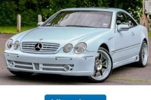 2001 Mercedes-Benz CL-Class CL600