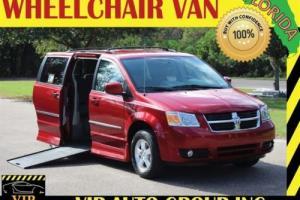 2010 Dodge Grand Caravan SXT Handicap Rollx Conversion