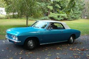 1969 Chevrolet Corvair monza Photo