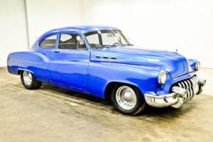 1950 BUICK 46D JETBACK SEDANET ROD & CUSTOM SLED BUMUNGOUS Photo