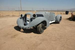 1936 Replica/Kit Makes auburn speedster