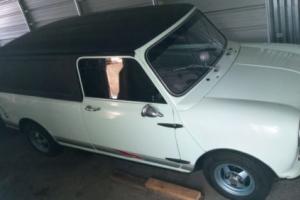 1971 Austin Van Van