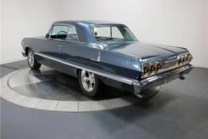 1963 Chevrolet Impala - Original 327 & 4-speed - Buckets - P/S