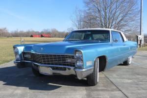 1967 Cadillac DeVille Coupe DeVille
