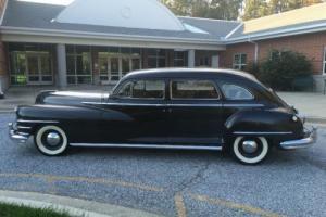 1947 Chrysler Imperial Limousine