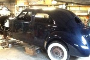 1937 Cord Supercharged