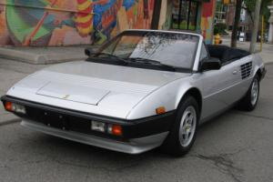 1985 Ferrari Mondial QUATTRO VALVOLE Photo