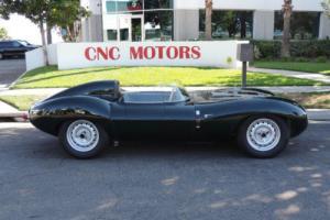1965 Jaguar D Type Recreation by Tempero Photo
