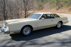 1977 Lincoln Mark Series MARK V