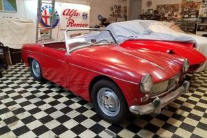1961 MG Midget Midget