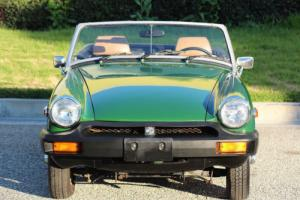 1979 MG Midget Roadster, California One Owner