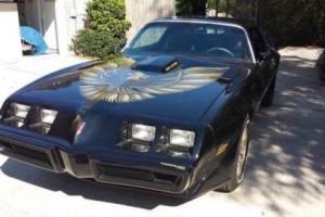 1979 Pontiac Trans Am Trans Am