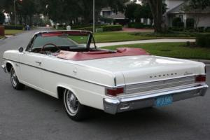 1965 AMC Other 770 CONVERTIBLE - MINT - 25K MILES