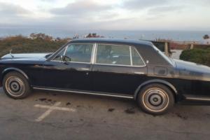 1987 Rolls-Royce Silver Spirit/Spur/Dawn