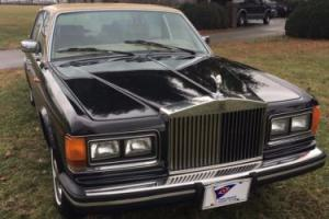 1983 Rolls-Royce Silver Spirit/Spur/Dawn Photo