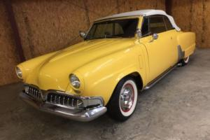 1952 Studebaker Convertible Photo