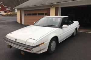 1987 Subaru XT GL GL
