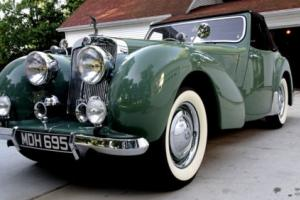 1949 Other Makes Triumph Roadster Model 2000
