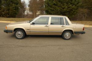 1988 Volvo 740 GLE Photo