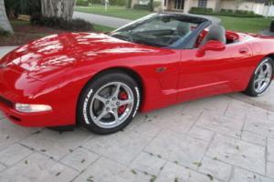 2004 Chevrolet Corvette LS1