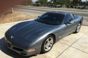 2003 Chevrolet Corvette Coupe with removable top