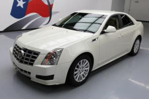2013 Cadillac CTS 3.0L LUXURY HTD LEATHER REAR CAM