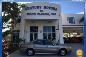 2004 Buick LeSabre Custom FWD 1 Owner Accident Free CPO Warranty