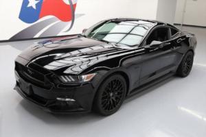 "2015 Ford Mustang GT 5.0 6-SPD REAR CAM 19"" WHEELS"