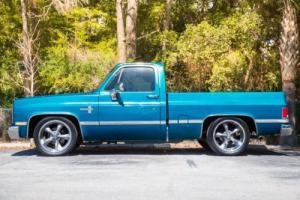 1987 Chevrolet C-10 Short Wheel Base