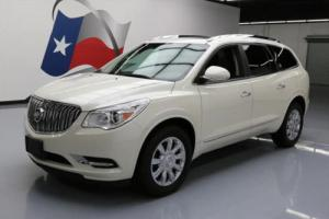 2014 Buick Enclave LEATHER HTD SEATS SUNROOF NAV