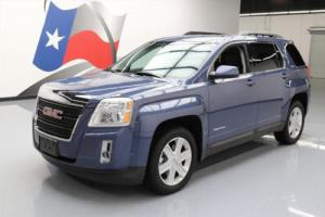2012 GMC Terrain SLT AWD HEATED LEATHER REAR CAM