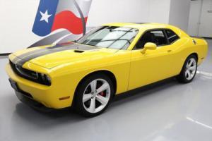2010 Dodge Challenger SRT-8 SPECIAL ED HEMI NAV