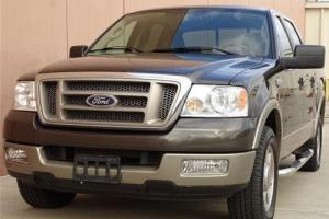 2005 Ford F-150 King Ranch