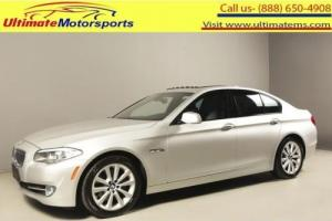2012 BMW 5-Series 2012 528i SPORT PKG NAV SUNROOF LEATHER HEATSEAT