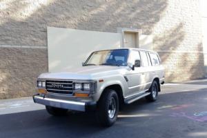 1990 Toyota Land Cruiser FJ-62