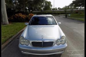 2003 Mercedes-Benz C-Class C230 Sport