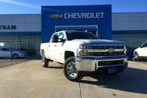 2016 Chevrolet Silverado 2500 2500HD