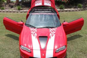 2002 Chevrolet Camaro 35th Anniversary