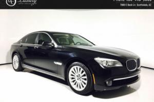 2012 BMW 7-Series 750i xDrive
