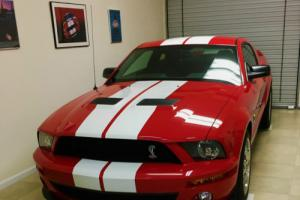 2008 Ford Mustang GT500 COUPE