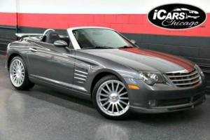 2005 Chrysler Crossfire SRT-6 2dr Convertible